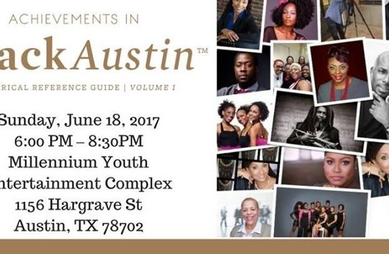 Honored to be included in the Inaugural Achievements in Black Austin Publication