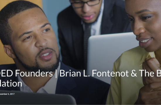 Interview with BLNDED Media for the BLNDED Founders Series
